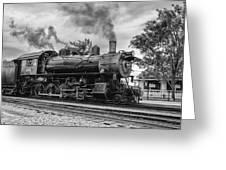 Strasburg Rail 475 Greeting Card