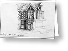 Stratford House Greeting Card