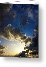 Stratosphere To Surface Greeting Card