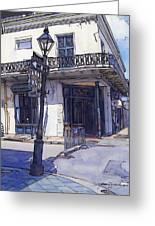 Street Corner 214 Greeting Card by John Boles