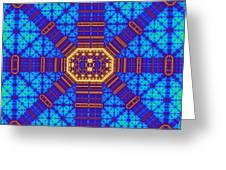 Stretch Octagon Greeting Card