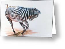 Stripes IIi Greeting Card