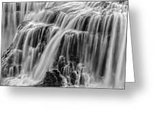 Strong Waters Greeting Card