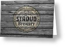 Stroud Brewing Greeting Card