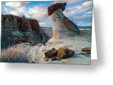Stud Horse Point 2 Greeting Card