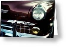 Studebaker Champion Greeting Card