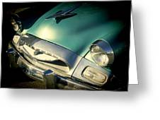 Studebaker Coupe Greeting Card