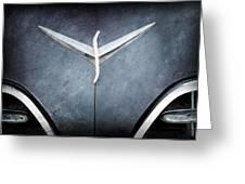 Studebaker Emblem Greeting Card