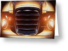 Studebaker Mug Greeting Card