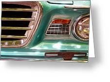 Studebaker Truck Greeting Card
