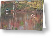 Sudbury River Greeting Card