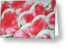 Sugar Cookies Greeting Card