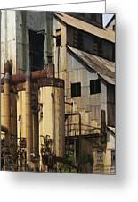 Sugar Factory Greeting Card