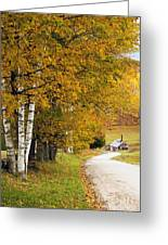 Sugar Mill Vermont Greeting Card