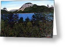 Sugarloaf Hill Greeting Card