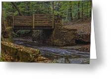 Sulphur Springs Bridge Greeting Card