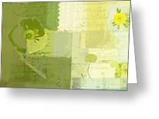 Summer 2014 - J103155155m04-green Greeting Card