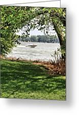 Summer At The Lake Greeting Card