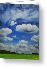 Summer Escape Greeting Card
