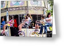 Summer Fair-8 Greeting Card