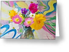 Summer Fiesta Island Greeting Card