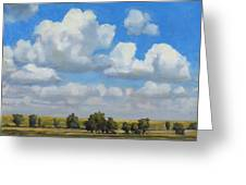 Summer Pasture Greeting Card