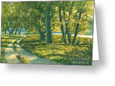 Summer Place Greeting Card