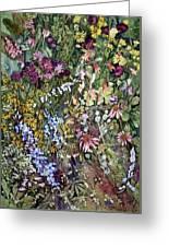Summer Prairie I Greeting Card by Helen Klebesadel
