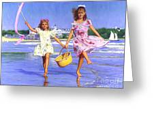 Summer Skippers Greeting Card
