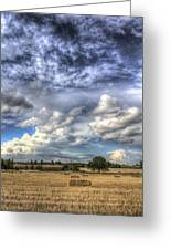 Summer Sky Farm Greeting Card