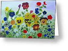 Summer Smiles Greeting Card
