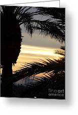 Summerlin Sunset Greeting Card