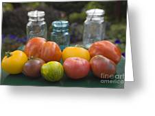 Summer's Bounty - D009107 Greeting Card