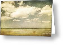 Summertide Greeting Card