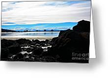 Sumner Beach Greeting Card