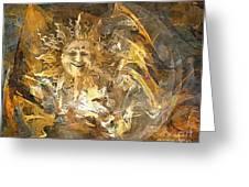 Sun 0396 - Marucii Greeting Card