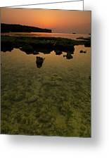 Sun Drenched Okinawa Greeting Card