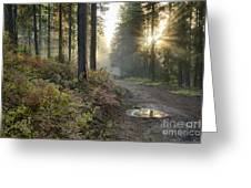 Huckleberry Road Greeting Card