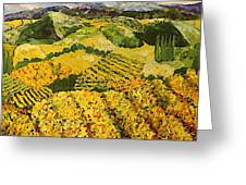 Sun Harvest Greeting Card
