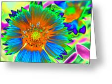 Sunburst - Photopower 2241 Greeting Card