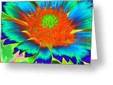 Sunburst - Photopower 2244 Greeting Card