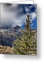Sundance Aspen-utah V2 Greeting Card