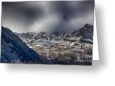 Sundance Aspen-utah V3 Greeting Card
