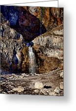 Sundance Aspen Waterfall Greeting Card