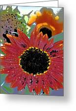 Sunflower 31 Greeting Card