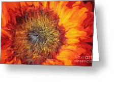 Sunflower Lv Greeting Card