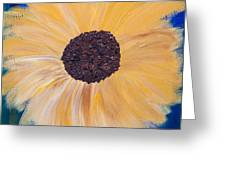 Sunflower Not Sunflower Greeting Card