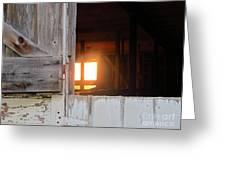 Sunrise 365 1 Greeting Card