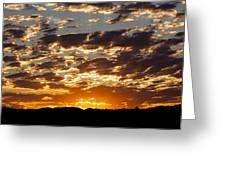 Sunrise At Spirit Lake Sanctuary 20140710 0604 Greeting Card