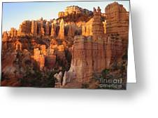 Sunrise In Bryce Greeting Card
